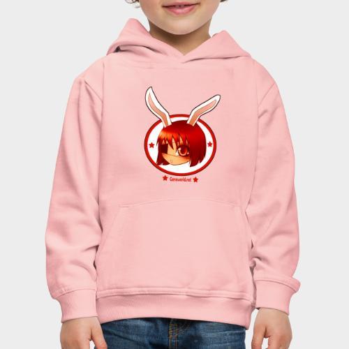 Geneworld - Bunny girl pirate - Pull à capuche Premium Enfant