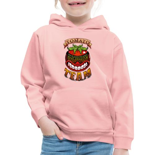 Tomato Team - Premium-Luvtröja barn
