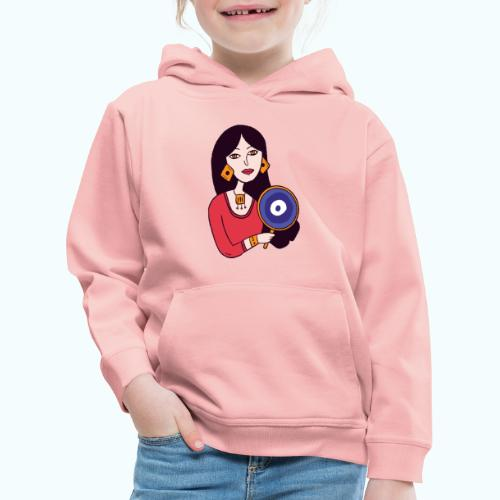 Fashion Girl - Kids' Premium Hoodie