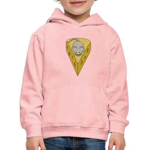 Ser Myszka - Bluza dziecięca z kapturem Premium