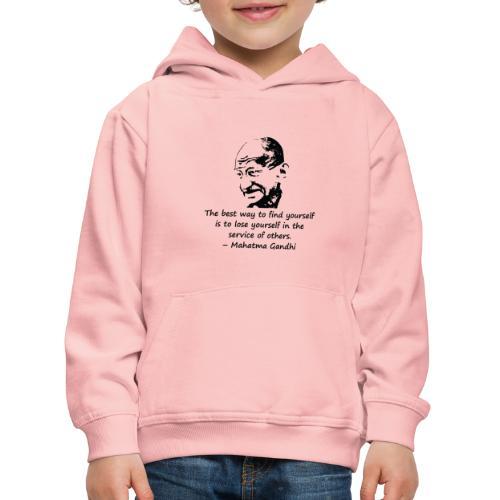 Find Yourself - Kids' Premium Hoodie