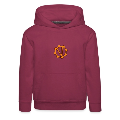 Geek Vault Merchandise - Kids' Premium Hoodie