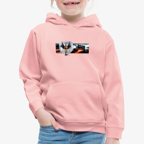 outkastbanner png - Kids' Premium Hoodie