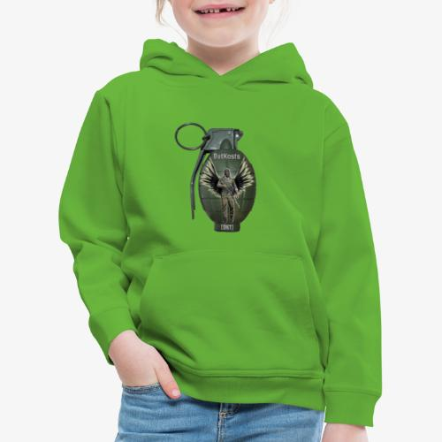 grenadearma3 png - Kids' Premium Hoodie