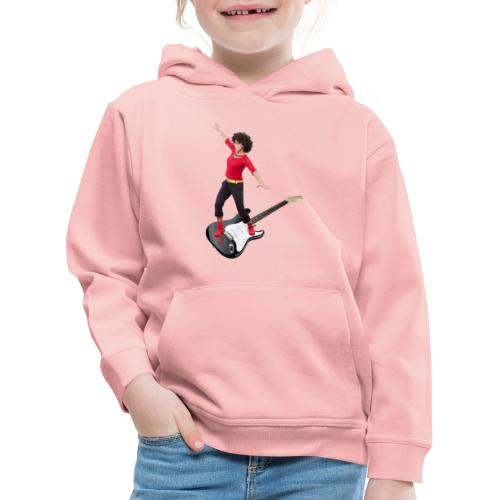 surfende KESS - Kinder Premium Hoodie