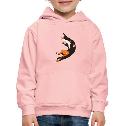 Entlebucher Hopp - Premium-Luvtröja barn
