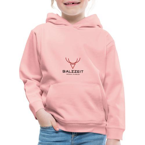 WUIDBUZZ   Balzzeit   Männersache - Kinder Premium Hoodie