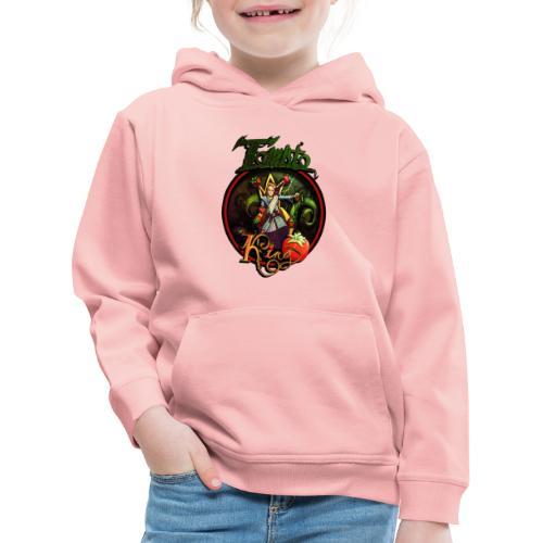 Tomato King - Twitch Back - Premium-Luvtröja barn