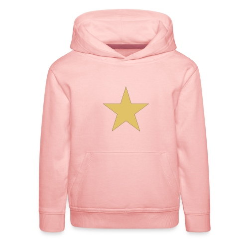 ardrossan st.pauli star - Kids' Premium Hoodie