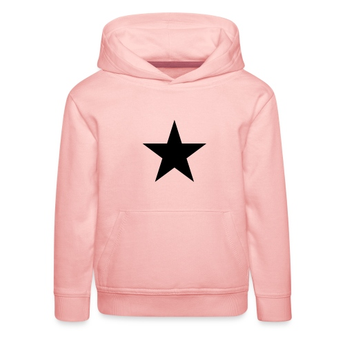 Ardrossan St.Pauli Black Star - Kids' Premium Hoodie