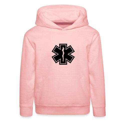 paramedic2 eps - Kinder Premium Hoodie