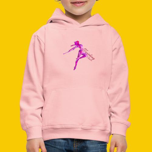 TWIRLING-BATON - Pull à capuche Premium Enfant