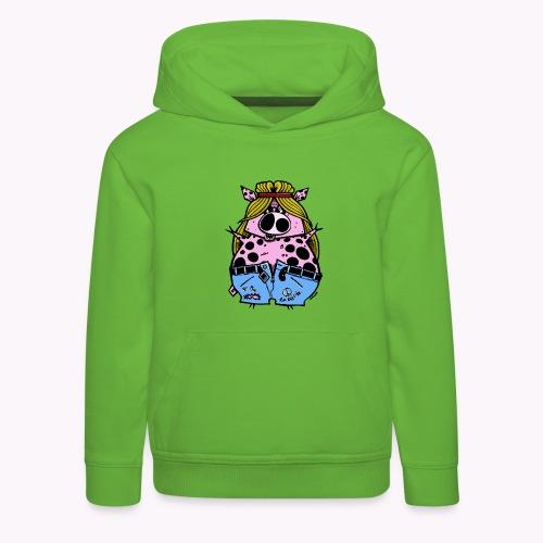hippig col - Felpa con cappuccio Premium per bambini