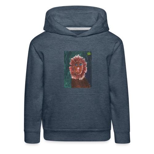 Lion T-Shirt By Isla - Kids' Premium Hoodie