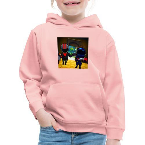 gg - Premium-Luvtröja barn