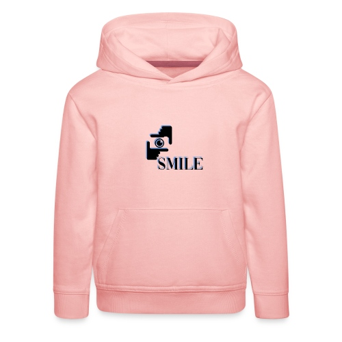 Smile - Pull à capuche Premium Enfant