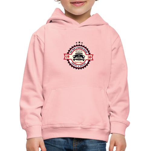 Hot Rod and Kustom Garage - Kinder Premium Hoodie