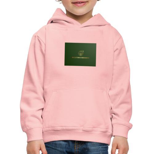 NM Clothing & Merchandise - Premium hættetrøje til børn