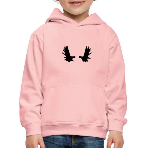 Elchgeweih - Kinder Premium Hoodie