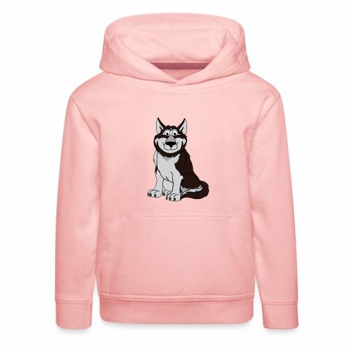 Husky - Kinder Premium Hoodie