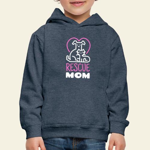 Rescue Mom - Lasten premium huppari