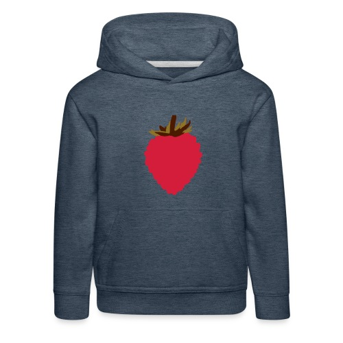 Wild Strawberry - Kids' Premium Hoodie
