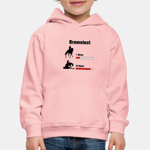 Bremstest - Kinder Premium Hoodie