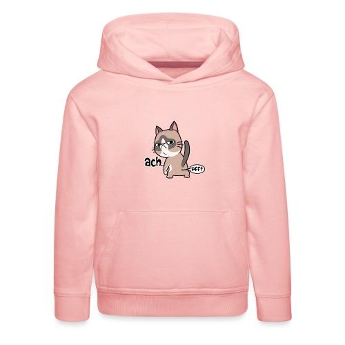 Katzenpups - Kinder Premium Hoodie
