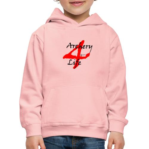 Archery4Life - Kinder Premium Hoodie