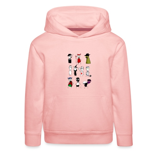 Bad to the bone - Kids' Premium Hoodie