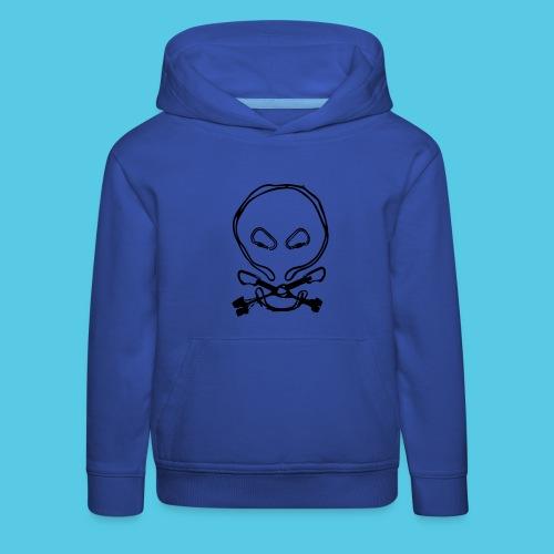 Totenkopf - Kinder Premium Hoodie