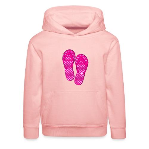 Slippers - Kinder Premium Hoodie