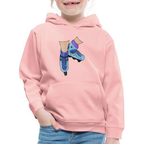 Rollerblade - Felpa con cappuccio Premium per bambini