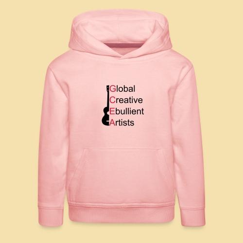 GCEA Global Creative Ebullient Artists - Kinder Premium Hoodie