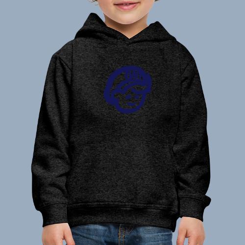 logo bb spreadshirt bb kopfonly - Kids' Premium Hoodie