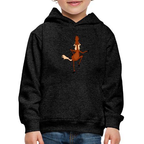 Tanzpferd - Kinder Premium Hoodie