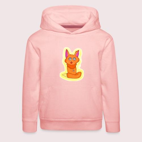 Manga Fuchs 1 2 - Kinder Premium Hoodie