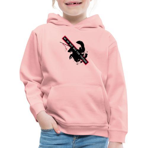 NOVEMBER 11TH WE DO NOT BEG FOR FREEDOM - Bluza dziecięca z kapturem Premium