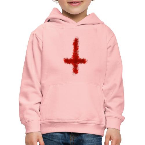 Teufelskreuz - Kinder Premium Hoodie