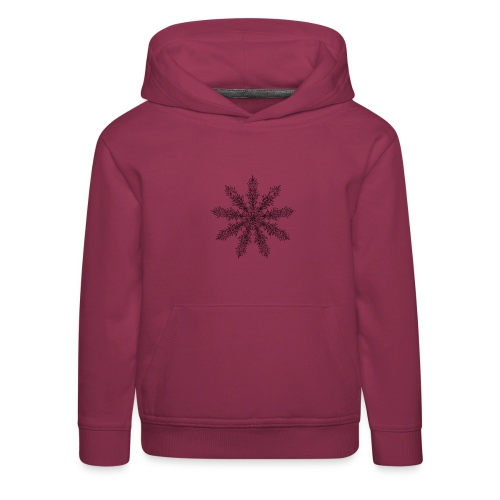 Magic Star Tribal #4 - Kids' Premium Hoodie