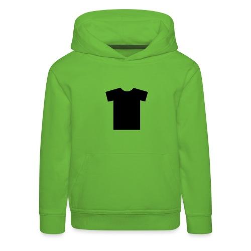 t shirt - Pull à capuche Premium Enfant