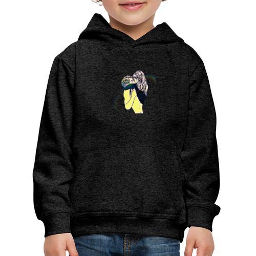 Innamorati - Felpa con cappuccio Premium per bambini