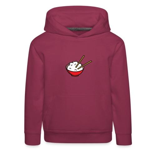 ReisSchüssel - Kinder Premium Hoodie