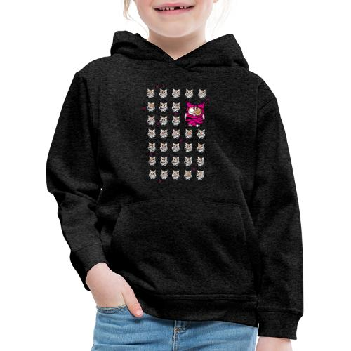be different Eulen - Kinder Premium Hoodie