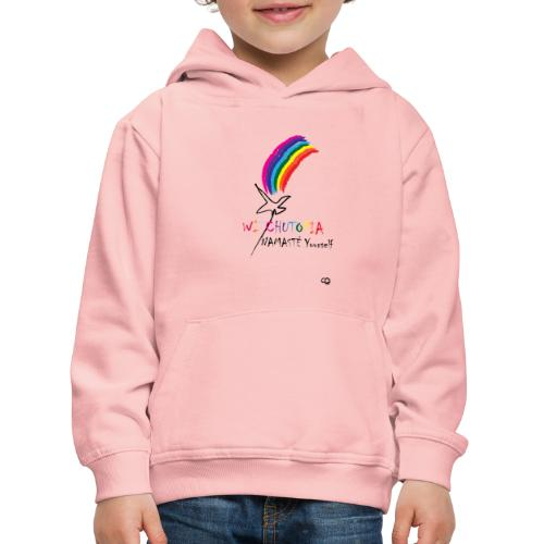 WitchUtopia Infinite - Namasté Yourself - Kinder Premium Hoodie