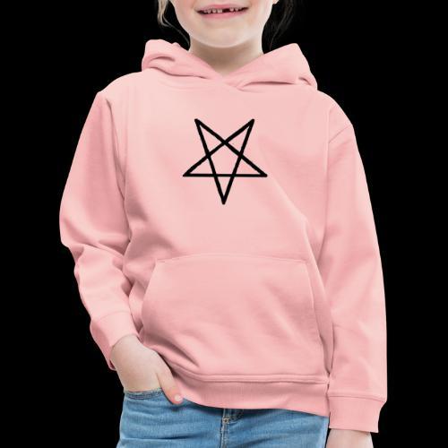 Pentagram2 png - Kinder Premium Hoodie