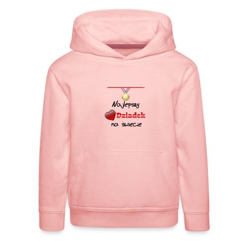 nadruk_rodzinne_01 - Bluza dziecięca z kapturem Premium