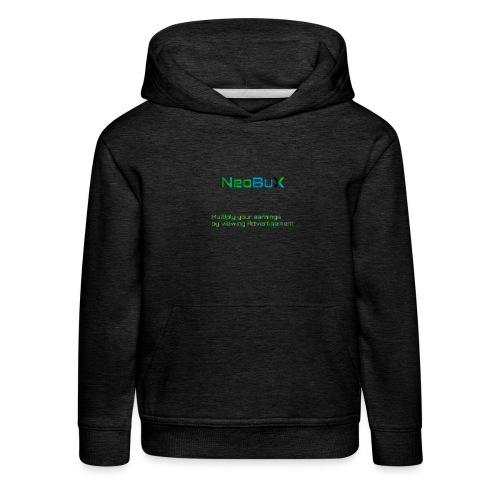 NeoBuX AD - Kids' Premium Hoodie