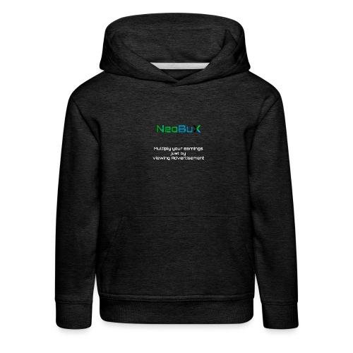 NeoBuX - Kids' Premium Hoodie