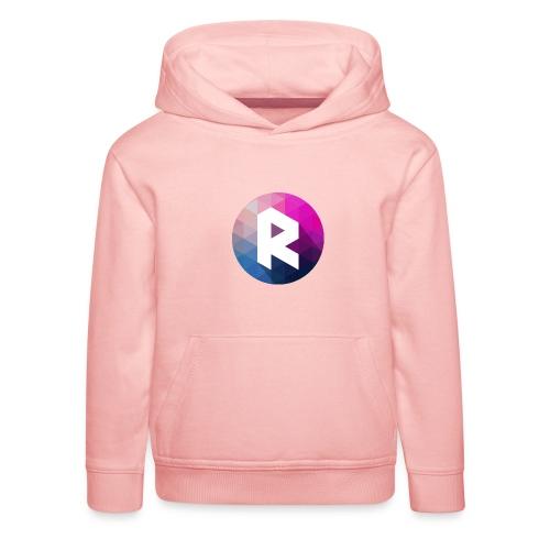 radiant logo - Kids' Premium Hoodie